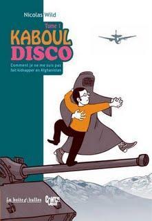 KABOUL DISCO - Tome 1