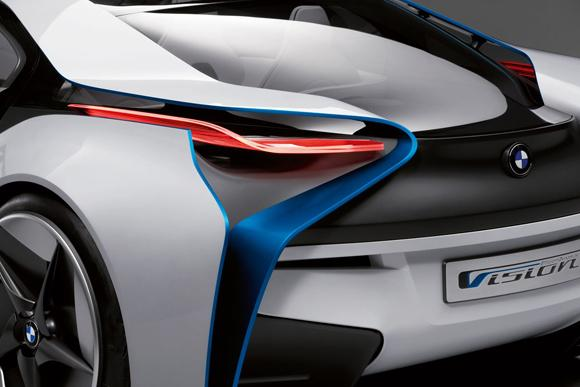 BMW Vision EfficientDynamics Concept 10