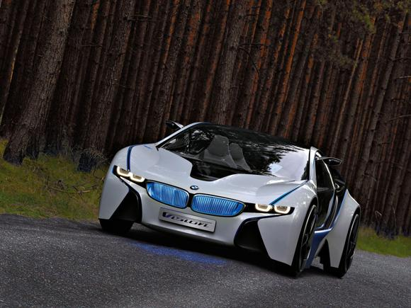 BMW Vision EfficientDynamics Concept 11