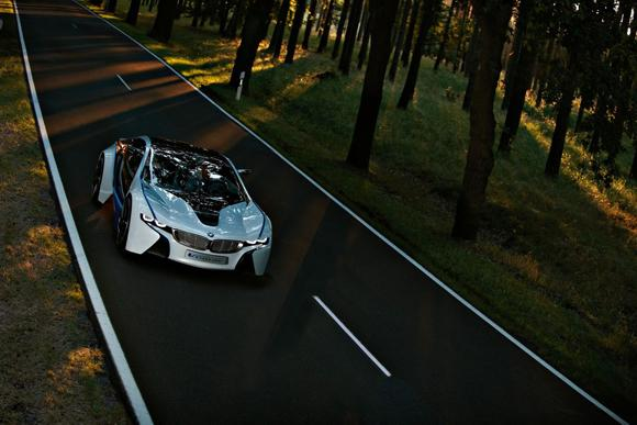 BMW Vision EfficientDynamics Concept 12
