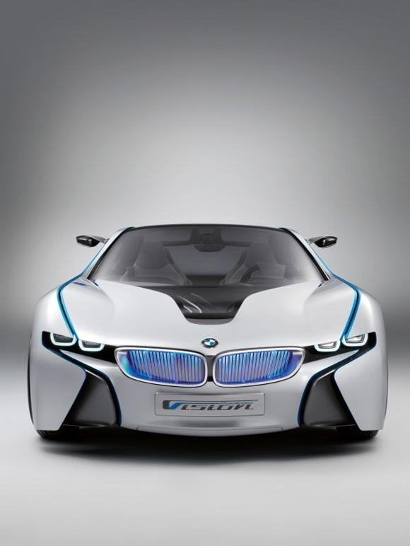 BMW Vision EfficientDynamics Concept 02