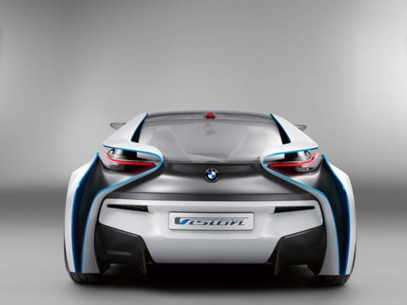 BMW Vision EfficientDynamics Concept 03