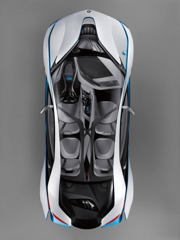 BMW Vision EfficientDynamics Concept 04
