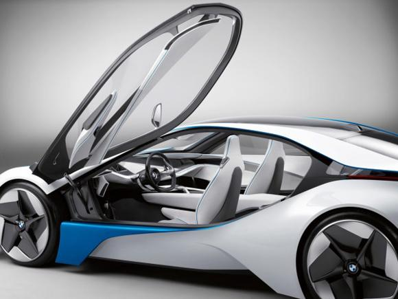 BMW Vision EfficientDynamics Concept 05