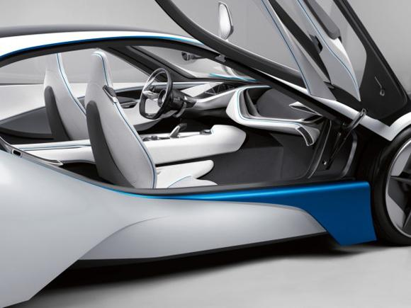BMW Vision EfficientDynamics Concept 06