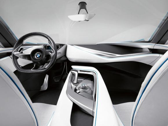 BMW Vision EfficientDynamics Concept 07