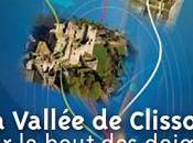guide touristique iphone pour vallée Clisson