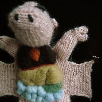 Et si les cours de biologie étaient faits de tricot