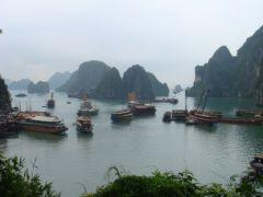 paysages et bateaux