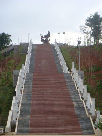 monument de la victoire, Dien Bien