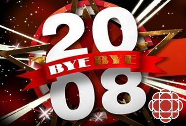 Bye Bye 2008 (en vedette)