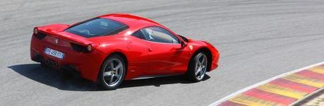 Ferrari F458 talia