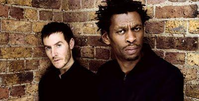 Massive Attack : un EP et un Album