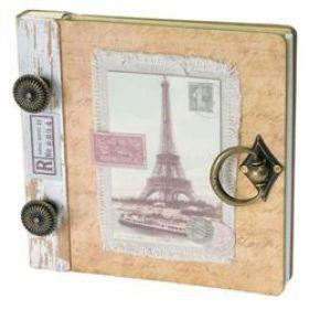 Album Tour Eiffel - Misstinguett - 10 €