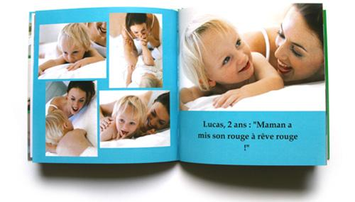 Livre Photo - Mon Albun Photo