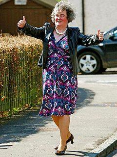 Susan Boyle sera dans les bacs en novembre 2009