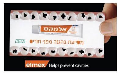 Elmex: de l'alternatif pour dentifrice !