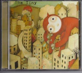 2006 - The Tiny - Starring Someone Like You - Reviews - Chronique d'un album féerique