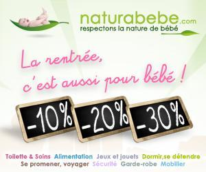 promotion Naturabébé