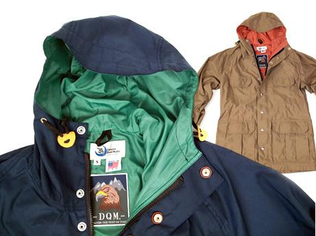 DQM X CRESCENTE DOWN WORKS JACKET