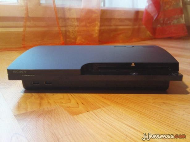 PS3 Slim - Le blog de Jujumemess
