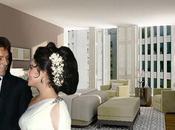 Mariages stars l'hôtel