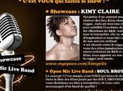 need soul septembre karaoké show case Kimy CLaire