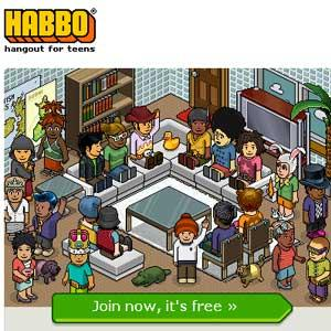 Twilight rejoint le monde d'Habbo