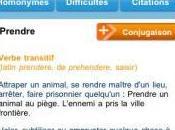Larousse iPhone dictionnaire français mots-croisés