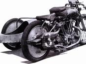 Brough (Superior Supercharged Side-car)
