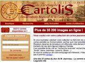 Cartes postales. conservatoire régional Bretagne s'expose toile
