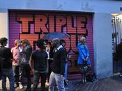 Triple trouble lazy paris opening