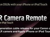 DSLR Camera Remote pour Iphone Nikon
