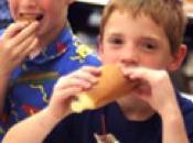 Plus neuf jeunes déclarent consommer snack récré heures