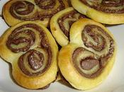 Palmiers Nutella