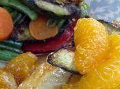 Poulet Mandarine Miel