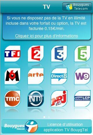 BouyguesTVscreen