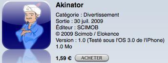 AkinatorAppStore