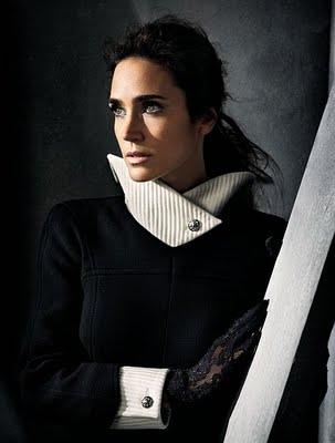 [couv] Jennifer Connelly pour InStyle Magazine