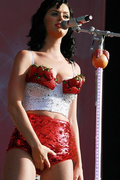 Katy Perry en amour?
