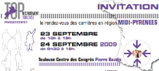 Top recrutement Toulouse 2009
