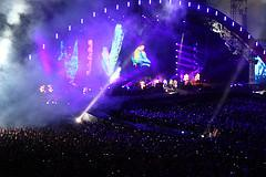 Coldplay @ Parc des Princes