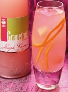 Idée de cocktail : le Pink Pamp