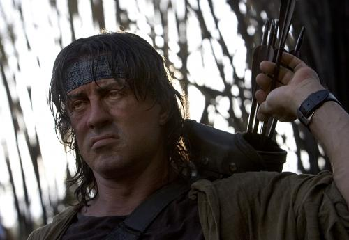 De la science-fiction pour Rambo 5 ?