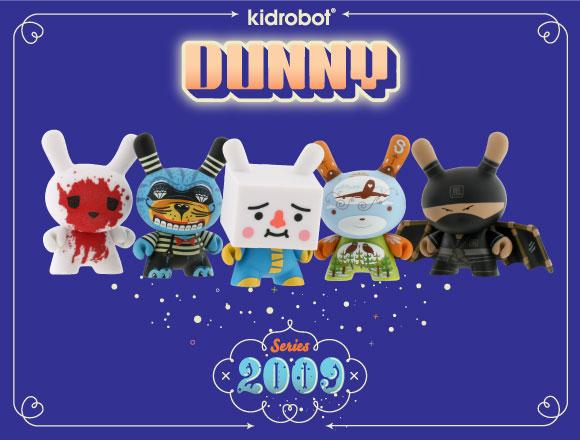Dunny Series 2009