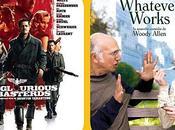 Quentin Tarantino Woody Allen, dynamic