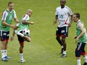 L'Equipe France affronte Serbie Belgrade soir mercredi septembre 2009