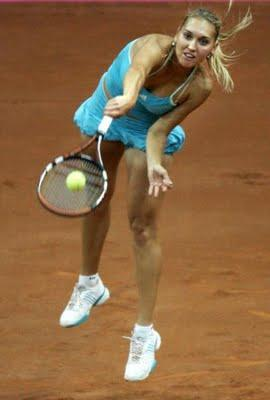 Photos superbes d'Elena Vesnina