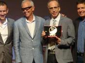 L'hommage 35ème Festival Cinéma Américain Deauville David Zucker, Abrahams, Jerry Zucker