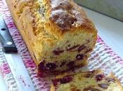 Cake datte griotte/sorbet griotte